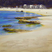 Neil Taylor- Edwards beach Afternoon