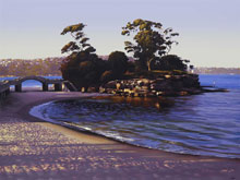 Neil Taylor- The Island Late Winter